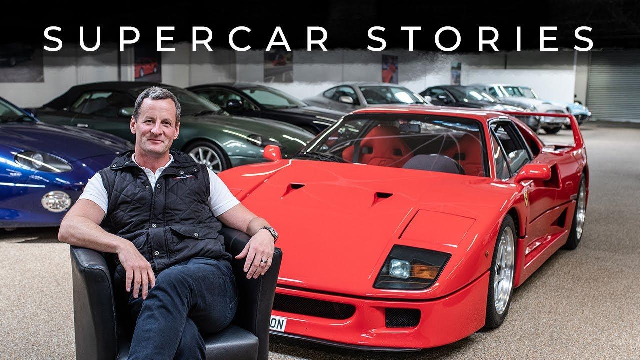 Ferrari F40 Stories | John McGurk