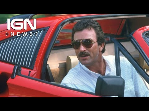 Suicide Squad Star Will Play Magnum P.I. in CBS Reboot - IGN News