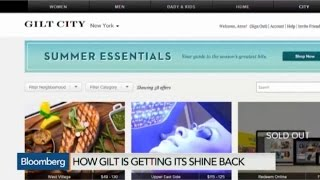 How Gilt Is Getting Its Shine Back