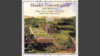 Handel: Concerto grosso In F, Op.6, No.9 HWV 327 - 5. Menuet