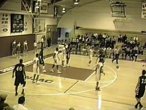 Rutgers Newark @ Montclair St 2000-2001