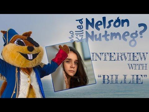 Meet Billie from 'Nelson Nutmeg'  aka Loretta Walsh
