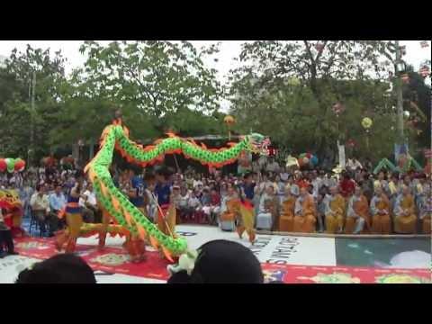 [gdptduchoa.com] - Thành Đạo 2012 - PL2556-Múa Lân Sư Rồng - Ngành Nam GĐPT Đức Hoa