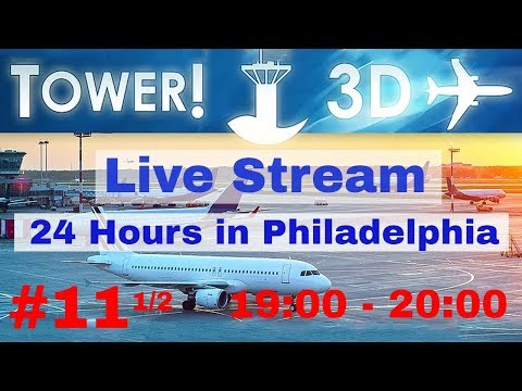 Tower!3D Pro - 24 Hours in Philadelphia #11 1/2 ish