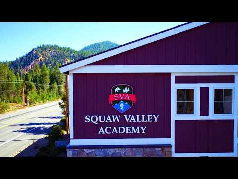 Squaw Valley Academy Aerial