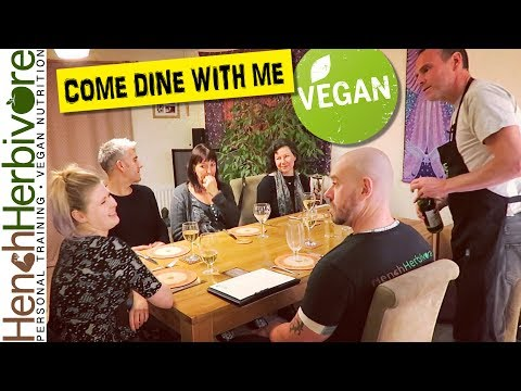 How Was New Contestant Received? | Vegan Come Dine With Me 03
