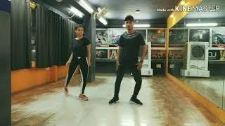 Akh Lad Jaave | Loveratri | Dance Choreography