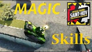 Saint Hov ● Magic Skills Show ● 2015⁄16 HD By GooDDon