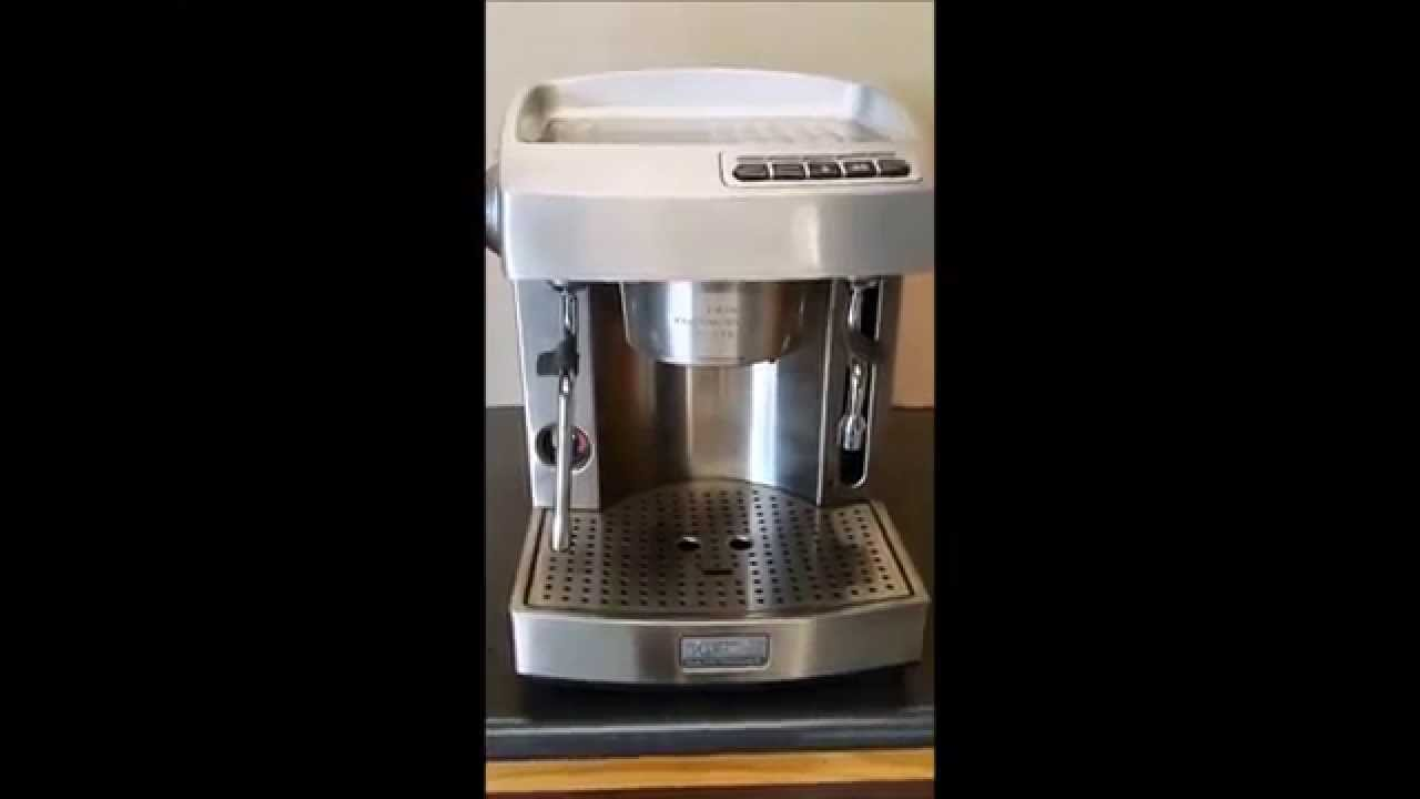 Sunbeam Cafe Series Coffee Machine Steam Pump Repair Youtube No She 05tech Circuit Diagram 06tech Wiring U