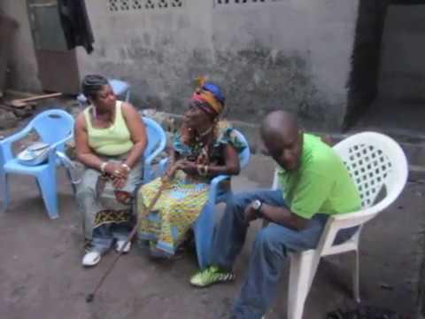 Papa Jean Tampwhuo-Sahum forever!!! Mama Emily Sanzay Ngaye in Kinshasa/DR Congo