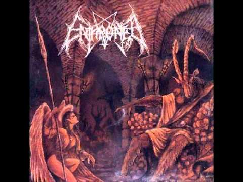 Enthroned - The Forest Of Nathrath (With Lyrics)