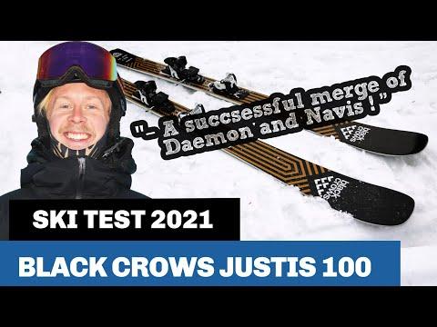 Tested & Reviewed: Black Crows Justis 100 (2021)