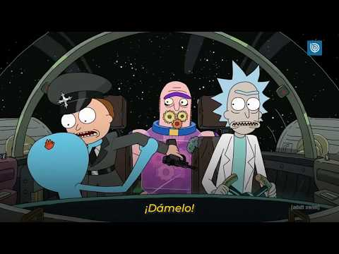Rick & Morty Temporada 4 - Trailer Subtitulado