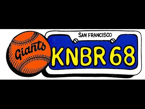 680 KNBR San Francisco 1990 and 1995 DX
