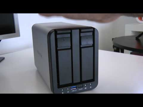 Freecom Interview & Silver Store 2-Bay NAS Review