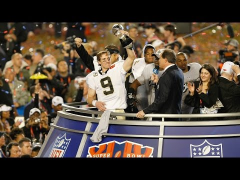 Super Bowl XLIV: Saints vs. Colts highlights