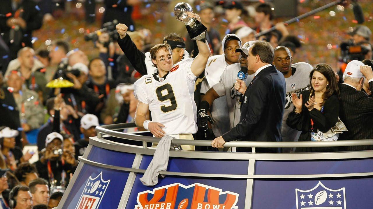 Super Bowl XLIV: Saints vs. Colts highlights - YouTube