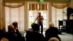 Perry Kurtz Senior Show at Aegis Granada Hills 46mins.