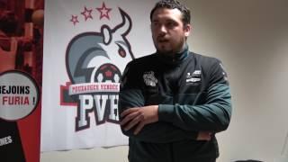 Romain Barbier, technicien Pouzauges Vendée Handball nous parle …
