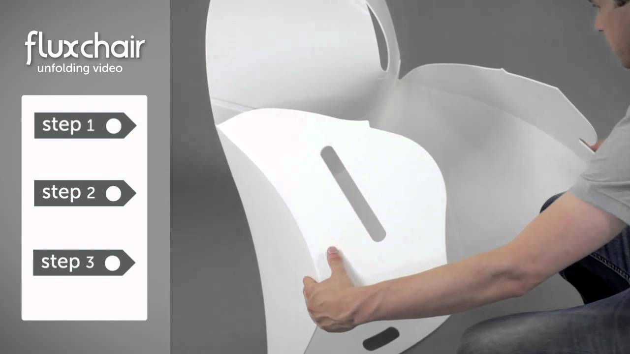 Flux Chair Unfolding Instructional Video