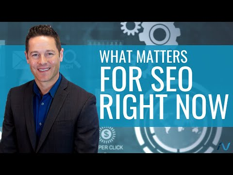 SEO Guide for 2018 - What Really Matters For SEO Now
