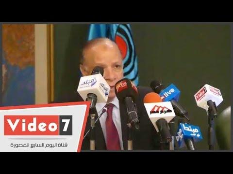 محافظ القاهرة من نقابة الصحفيين: -سعيد بتواجدى فى ذلك الصرح العظيم-  - 17:22-2017 / 5 / 17