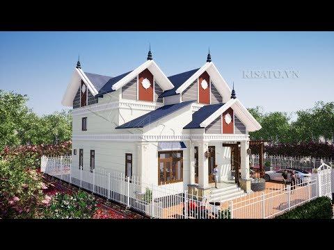 Mẫu Nhà Cấp 4 Đẹp 3 Phòng Ngủ Nổi Nhất Ninh Phúc Ninh Bình