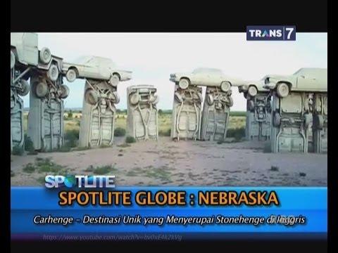 Spotlite Trans 7 Terbaru 27 Maret 2014 - Spotlite Globe Nebraska !