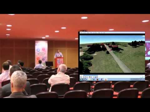 Innorobo 2015 - Field robotics: inspection robots, drones, civil protection & underwater robots