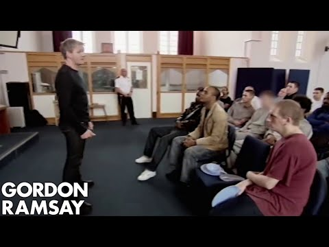 Ramsay Opens Up About His Past | Gordon Behind Bars