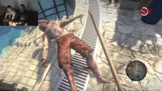 Erinak : [DI] Test de Dead Island PS3 avec Skylax