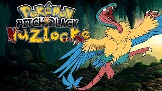 NO NIE, TO ZNOWU ONA... - Pokemon Pitch Black Nuzlocke #17