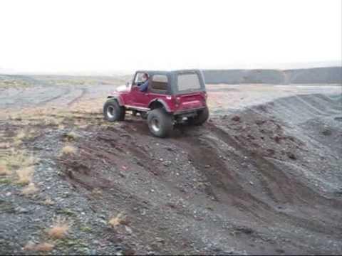 """Jeep cj7 á 38"""""""
