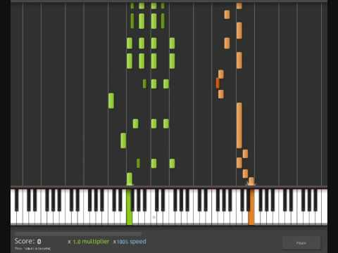 How To Play The Entertainer on piano/keyboard