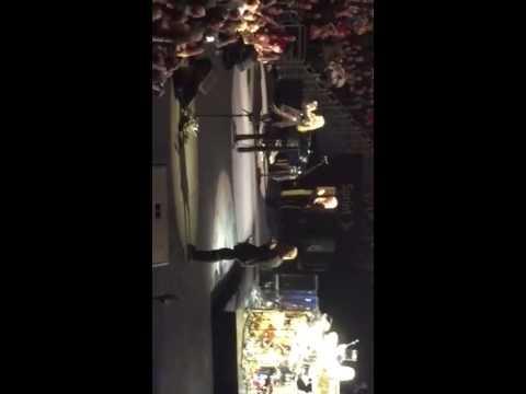 Fleetwood Mac 3/2815 KC sprint center introducing band