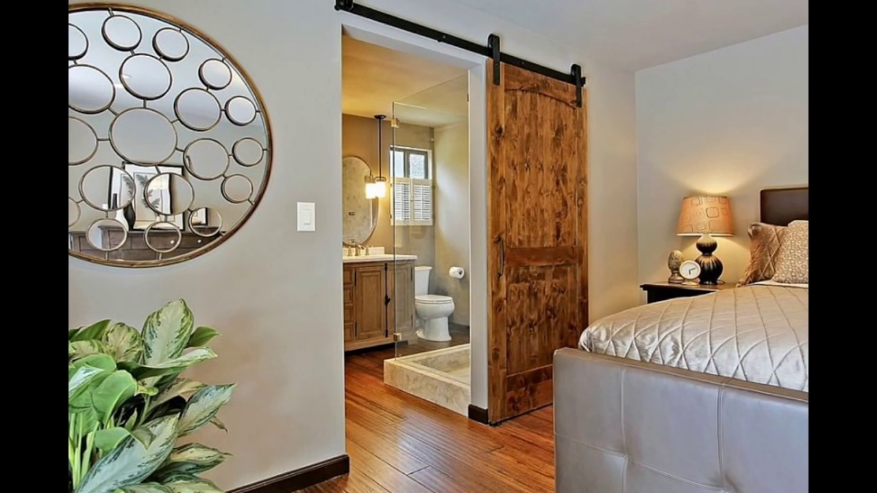 Sliding Bedroom Doors I Ideas  YouTube