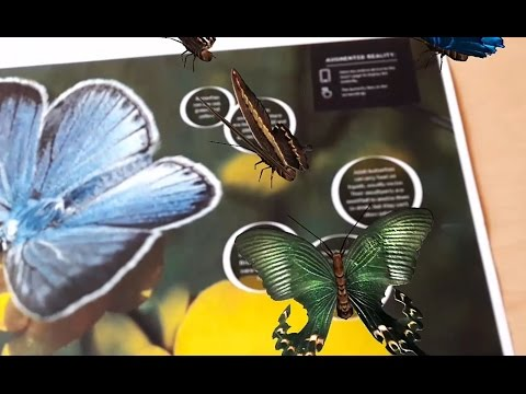 [DEMO] Fragments of Future Augmented Reality Book - Future Miracles - Paparmali
