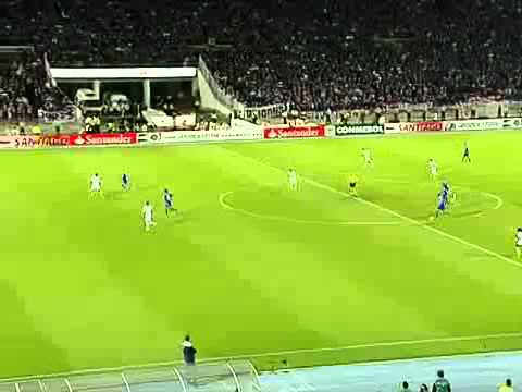 Universidad de Chile 3 x 0 LDU - Final da Copa Sul Americana 2011