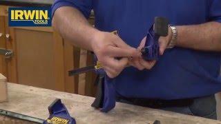 Irwin 300mm Quick Grip Change Ratchet Bar Clamp Spreader 512qcel7