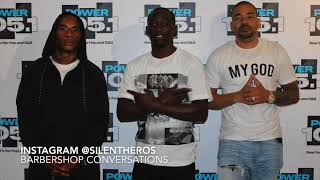 Charlemagne tells Terence Crawford  2 his face Errol Spence will beat Him!