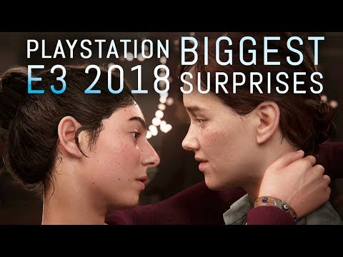 PlayStation E3 2018: 10 BIGGEST SURPRISES