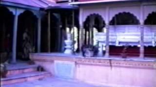 Krin Kund Baba Kina Ram Sthal - Seat of the Aghoris of Kashi - February 1989