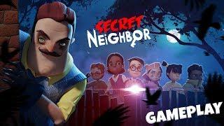 Secret Neighbor Gameplay