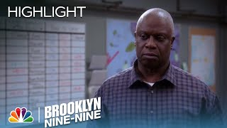 Brooklyn Nine-Nine - Captain Holt Practices for the Wedding (Episode Highlight)