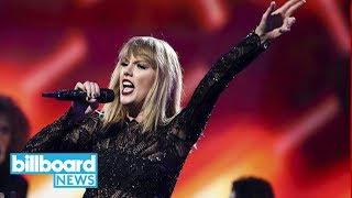 Taylor Swift's Songs Generated $400K After Returning to Streaming Services | Billboard News