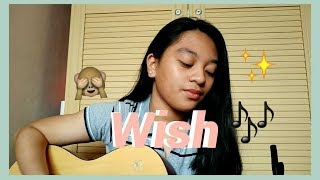 Wish by Keiko Necesario | Cover | Therese Erica