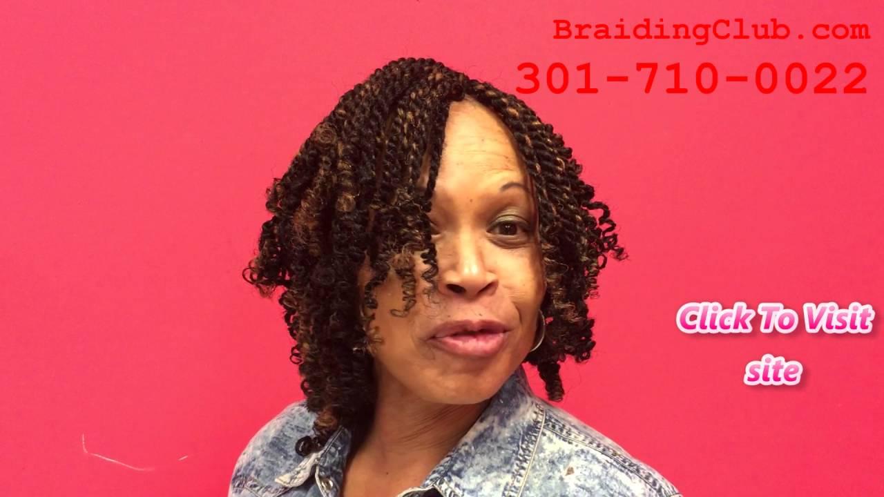 The Best African Hair Braiding salon In Maryland