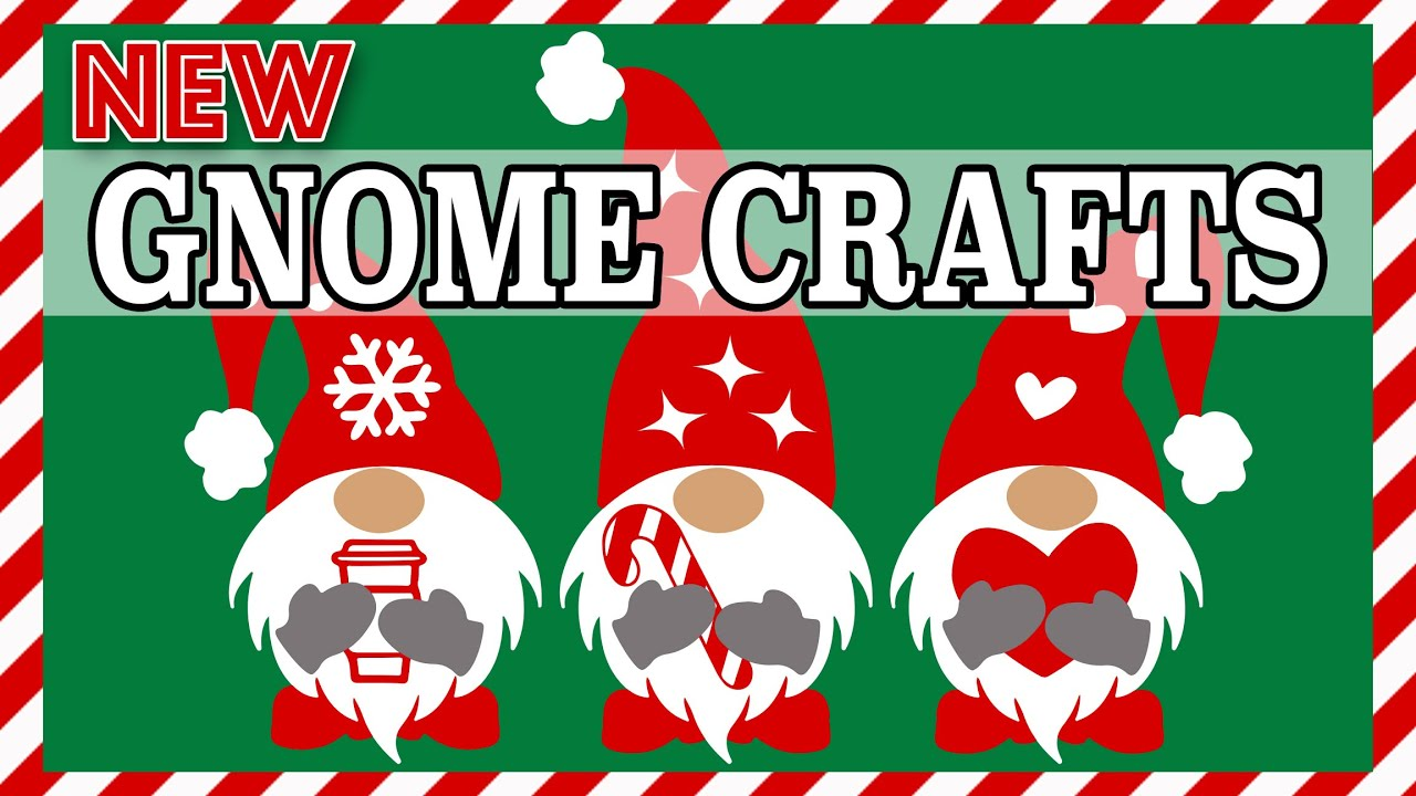 Download 10 EASY Christmas Gnome Crafts!🎄 CHEAP & SIMPLE Dollar Tree IDEAS for 2021