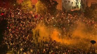 Parisians go wild over World Cup win
