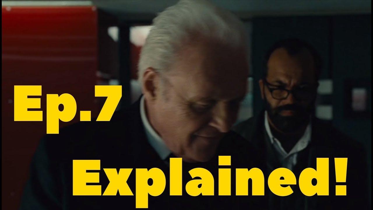 Westworld Explained: Season 2 Episode 7